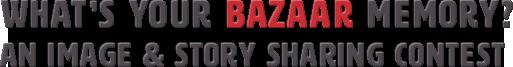bazaar-memory