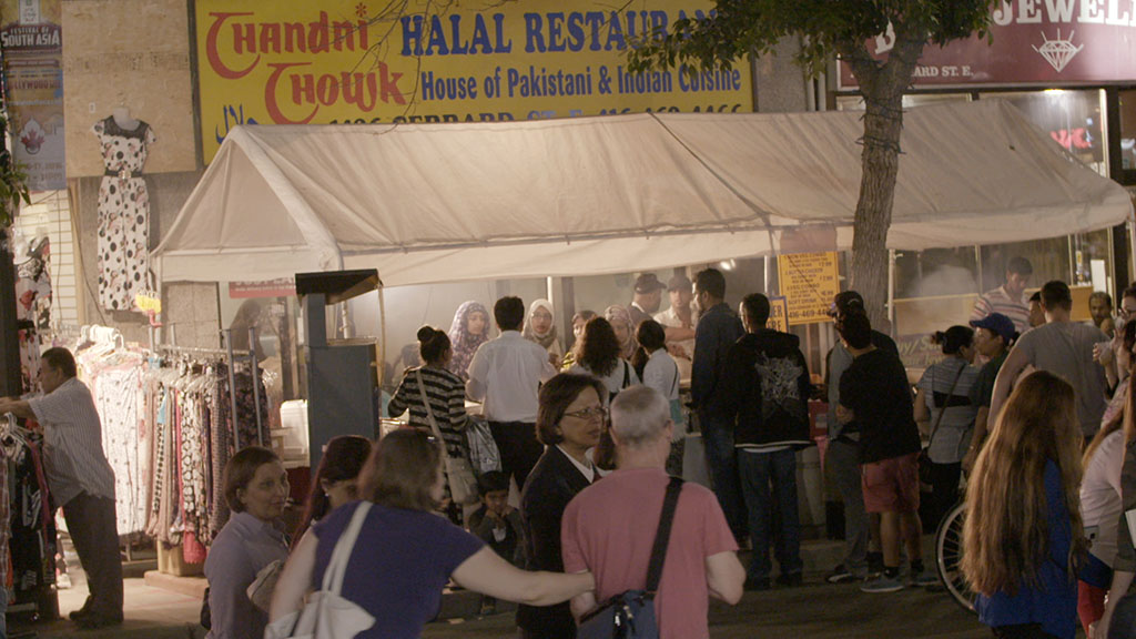 Chandi Chowk's food stall was hopping all weekend!